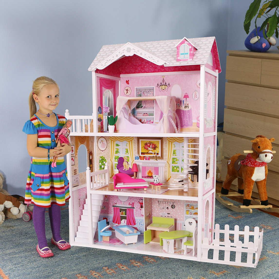 Как сделать аксессуары для кукольного домика