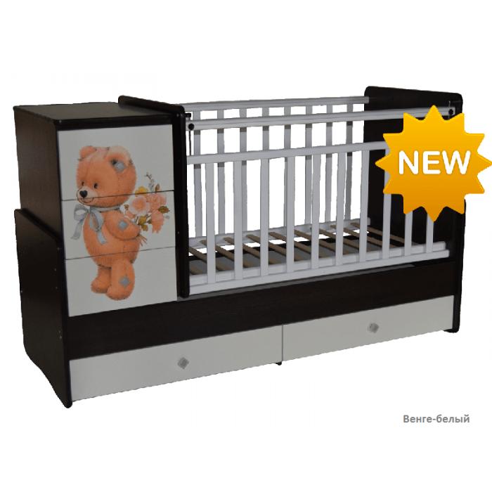 Кроватки трансформеры для новорожденных в минске