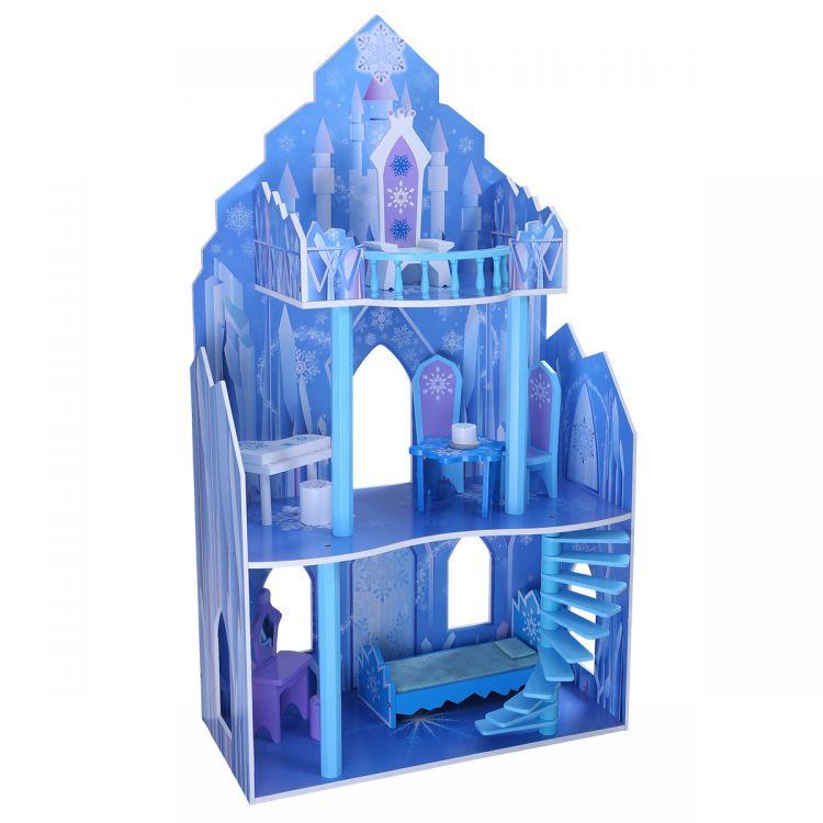 Кукольный домик Ледяной замок